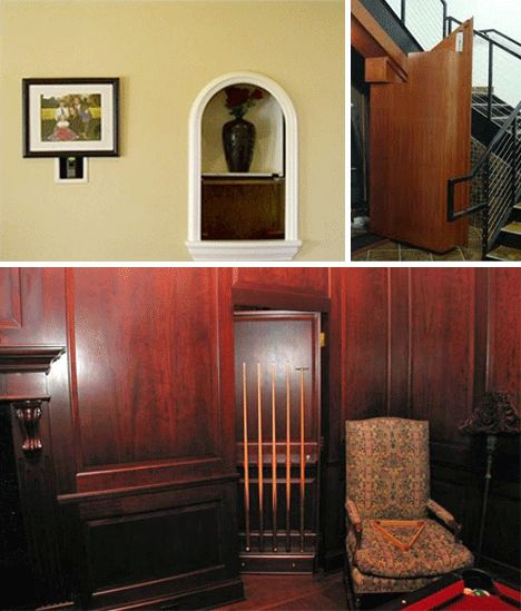 17 best images about hidden rooms on pinterest safe room for Best safe rooms