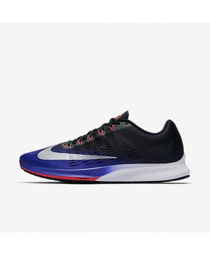 Nike Air Zoom Elite 9 Concord Black Bright Crimson Metallic