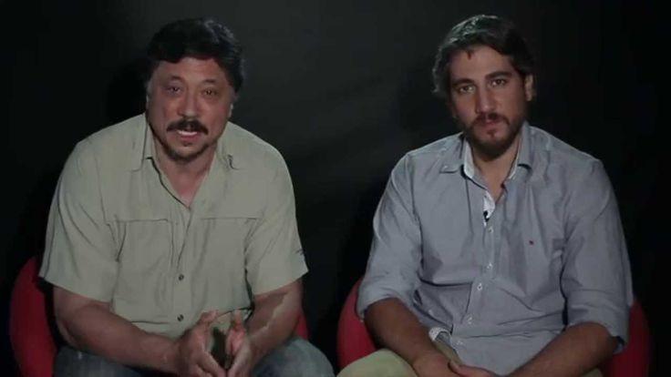 Carlos Bardem y Alberto Ammann se criogenizarán en el Ártico