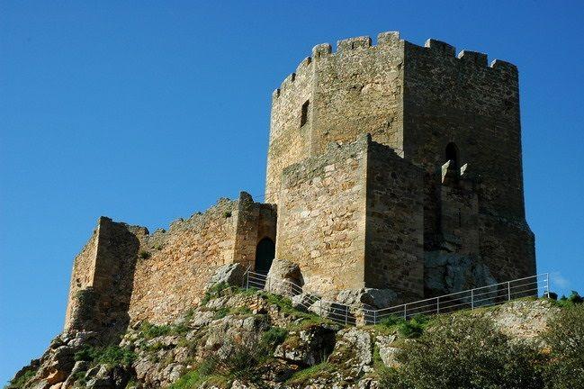 O Castelo de Algoso localiza-se ao sul da freguesia e povoação de Algoso, no concelho de Vimioso, distrito de Bragança, em Portugal.