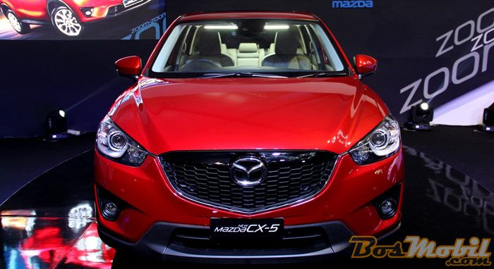 Penjualan Mazda Meningkat 10 Persen