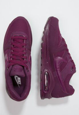 Nike Sportswear AIR MAX COMMAND - Joggesko - mulberry - Zalando.no