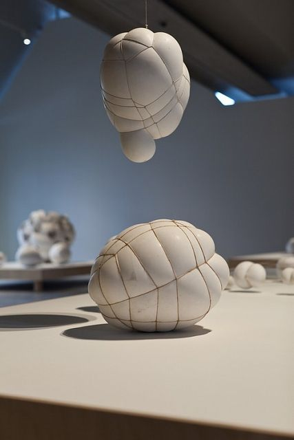 Female Artists: Maria Bartuszová, Provisional Forms, Sculpture - Museum of Modern Art, Warsaw, Poland