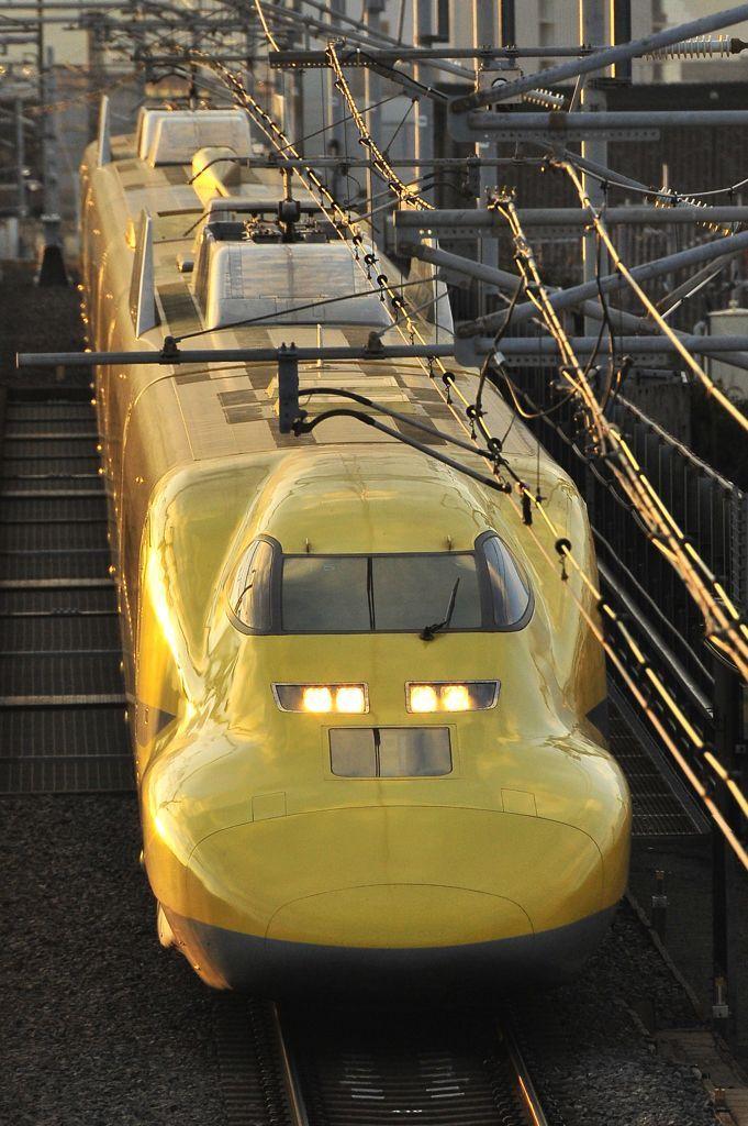 Doctor Yellow, Japan