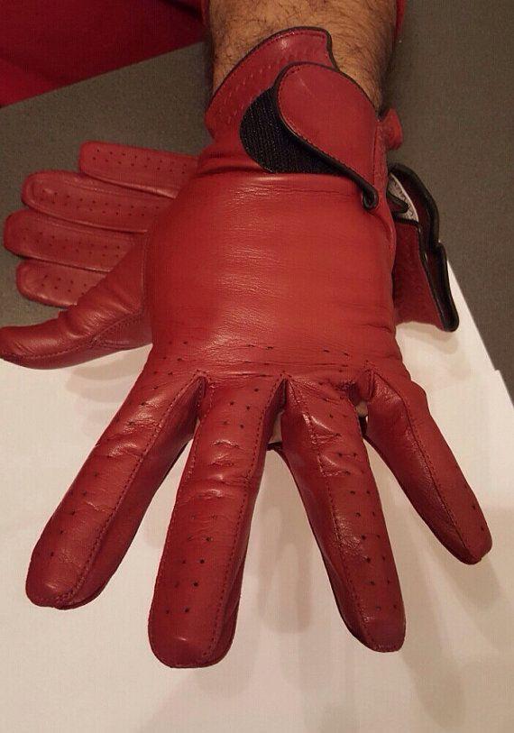 GOLF-SPORT leather glovescomfort for sport-golf-gift for
