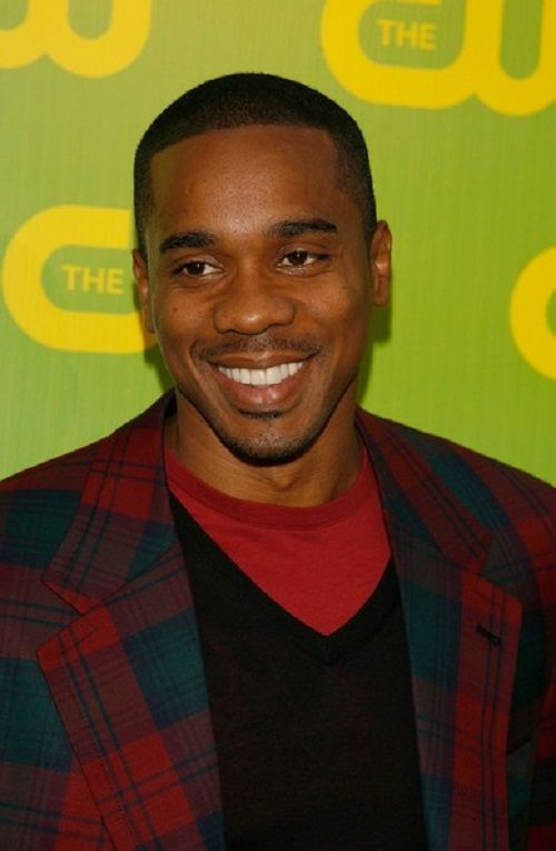 """Duane Martin. Cute, and he cracks me up on """"Real Husbands of Hollywood"""". Lol"""