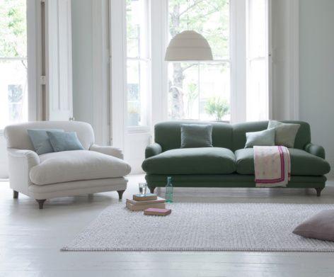 Pudding sofa Loaf