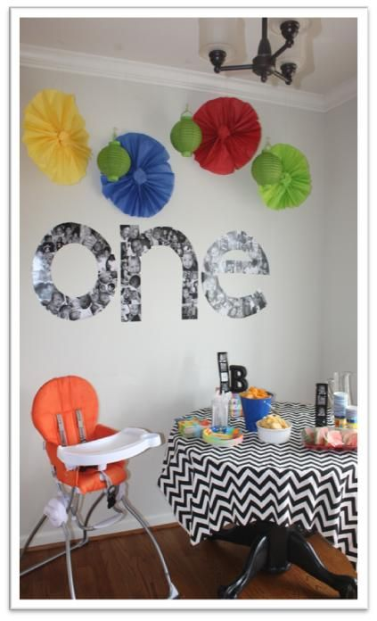 one year in a flash! This blog has a ton of cute