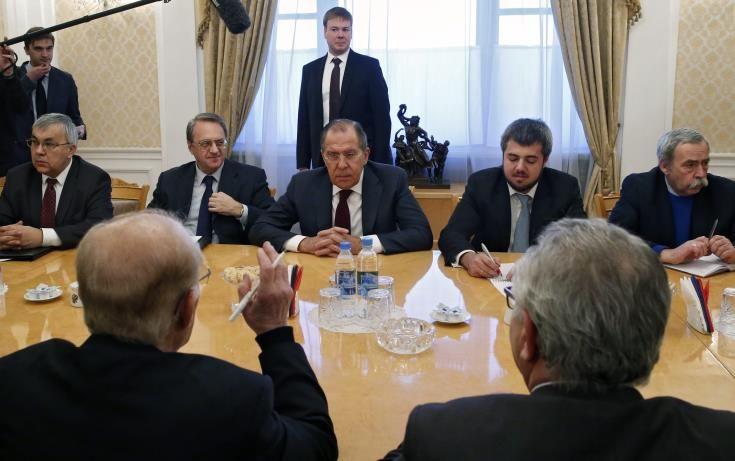 Συρία: Αναβλήθηκαν για τα τέλη Φεβρουαρίου οι διαπραγματεύσεις στη Γενεύη