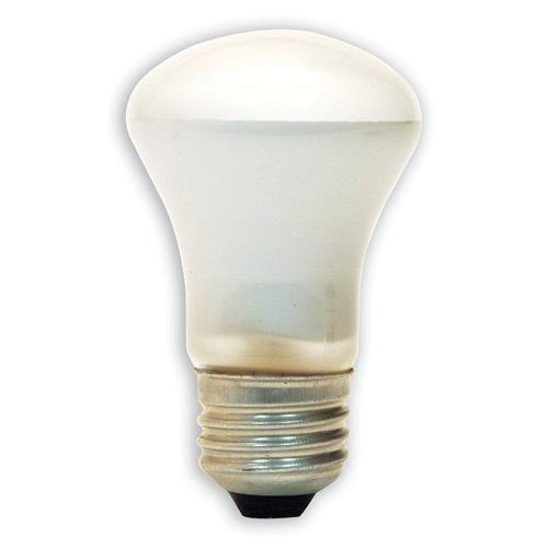 GE 40W 120V R16 E26 Base Soft White Incandescent Spotlight Light Bulb