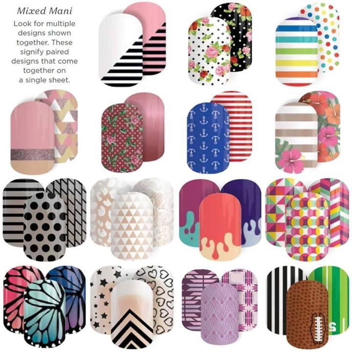 245 best Jamberry Nails images on Pinterest | Nail art ideas, Nail ...