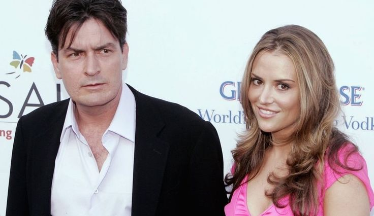Charlie Sheen's New Girlfriend Julia Stambler Is Reportedly A Close Friend Of His Ex-Wife Brooke Mueller