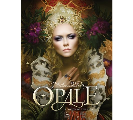 OPALE 1, Melanie Delon Click on the image to see more! #artbook #fantasy #illustration #art #melaniedelon