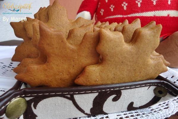 Ginger & honey cookies / Gyömbéres-mézes keksz