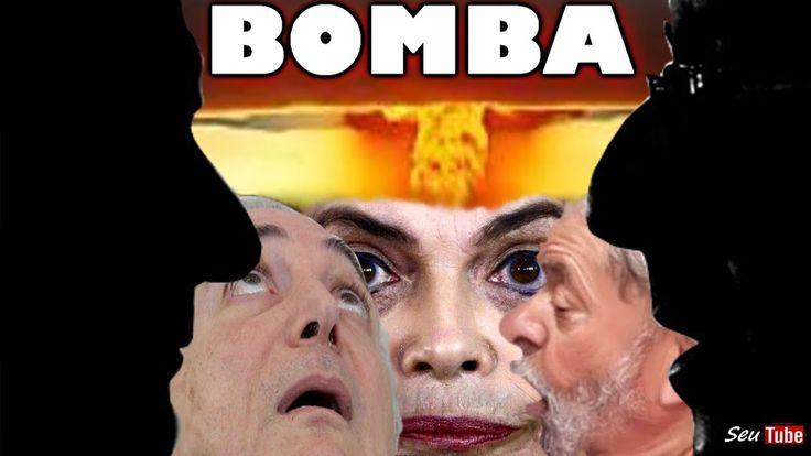 BOMBA! Congresso entra em PÂNICO! Cunha manda AMEAÇAS: VAI DERRUBAR TODOS!