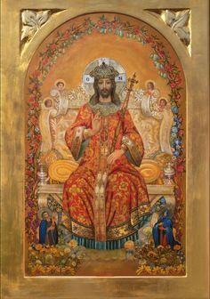 Jesus Christ the Returning King  - by Janusz Antosz