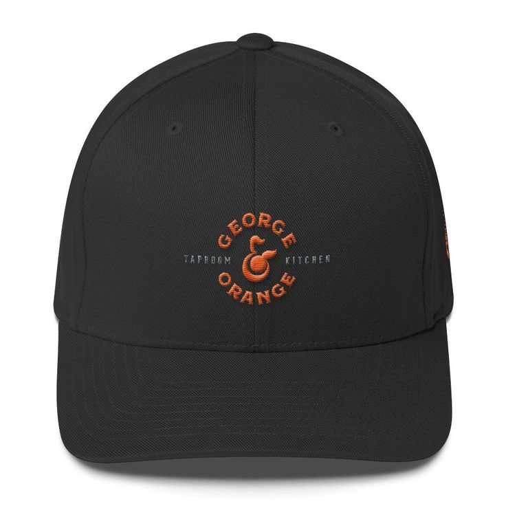 George & Orange Flex Fit Hat