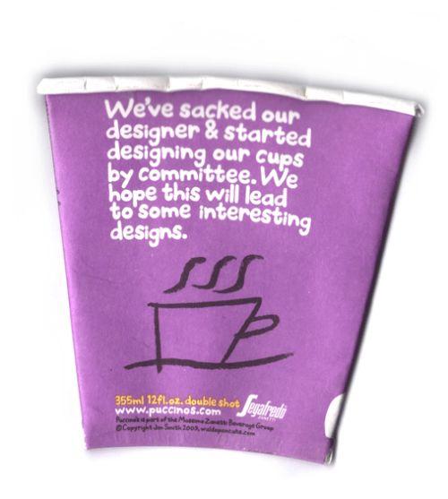 Waldo Pancake, Puccino Coffee Cups Copy