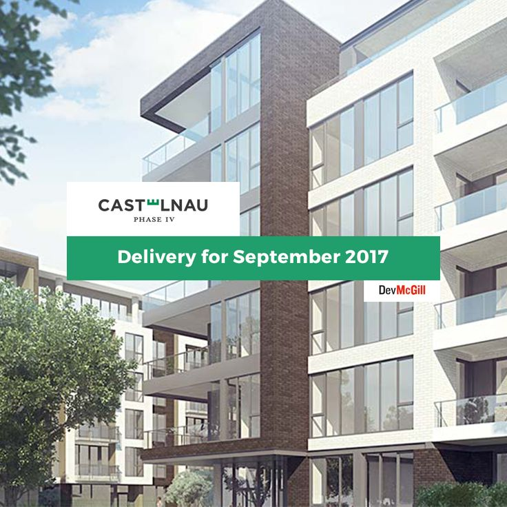 Enjoy the vibrant Jean-Talon Market, Jarry Park, and Little Italy with our Castelnau Phase IV project. With only one unit left, this project combines a prestigious address with quality construction: http://bit.ly/2v3URyU