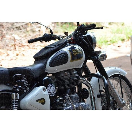 Best Royal Enfield Custom Stickers Images On Pinterest - Motorcycle bumper custom stickers
