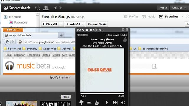 5 best streaming music services: Lifehacker