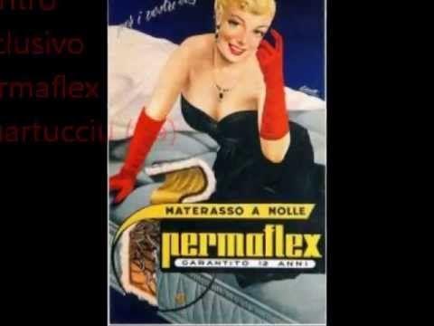 Questo breve video dimostra l'attenzione che #Permaflex ha sempre dedicato alla comunicazione. Negli anni il marchio Permaflex è diventato sinonimo di #materasso. Chi di noi non conosce lo storico Omino con il pigiama a righe?