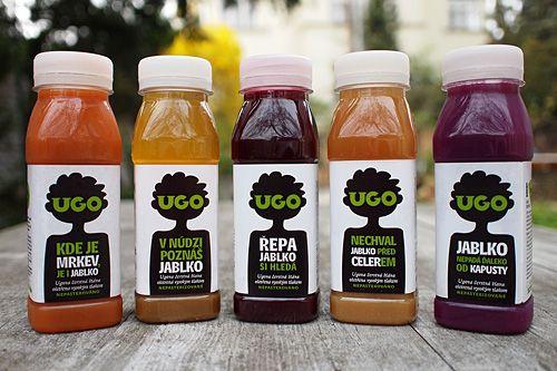 Čerstvé ovoce a zelenina á la UGO — ochutnávka s partnerem blogu | Cuketka