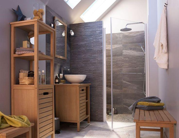 Applique Salle De Bain Bois Idées De Design Suezlcom - Applique salle de bain bois