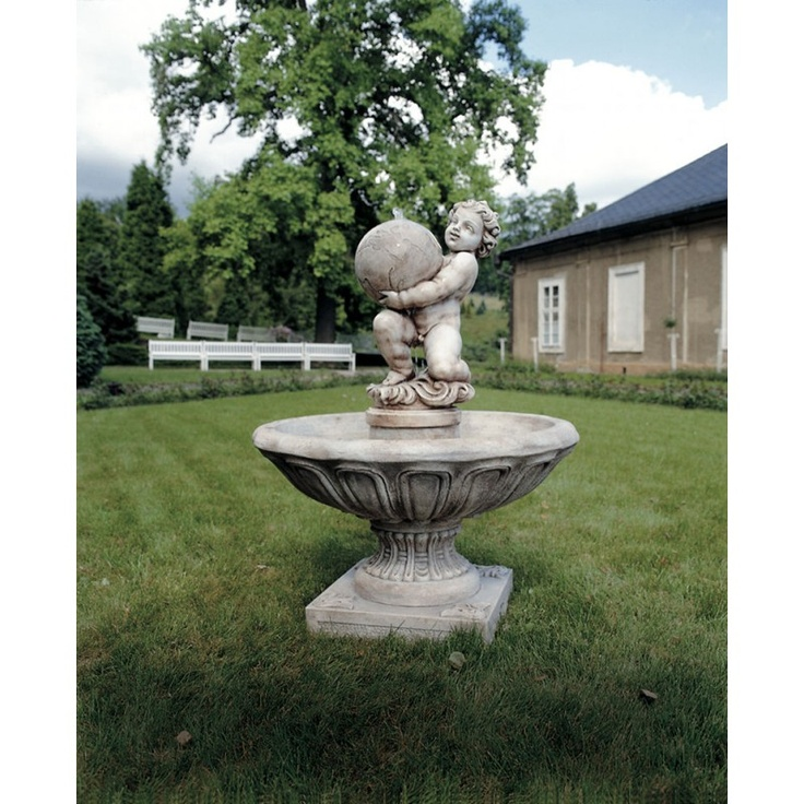 Hochwertig ... 27 Best Brunnen Images On Pinterest Water Games, Yard Ideas And ...