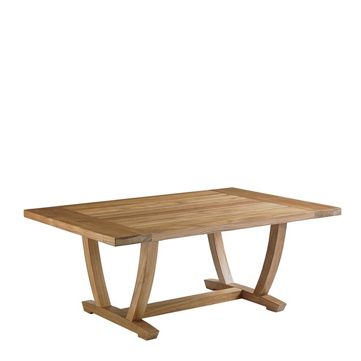 Oyster Reef Rectangular Coffee Table