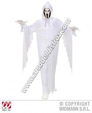 Disfraz de Fantasma para niños. #Disfraces #Halloween www.casadeldisfraz.com