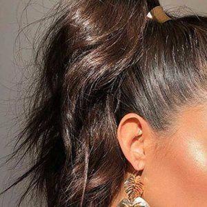Schokoladenbraunes Haar ist die ultimative Farbe für den Sommer
