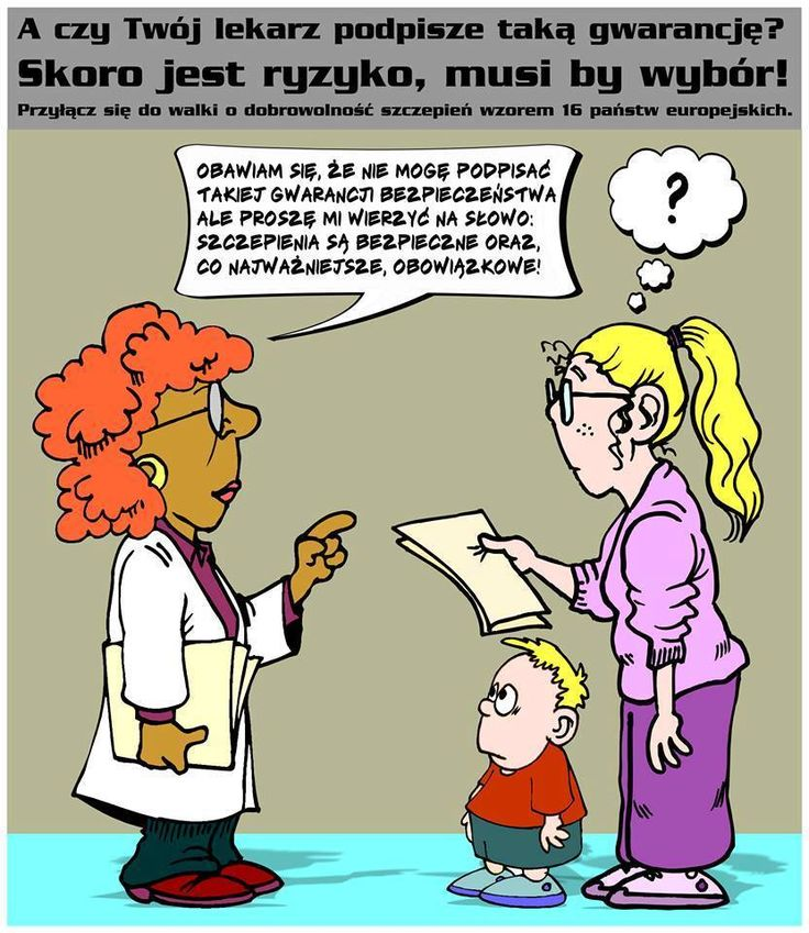 Lekarz chce szczepić twoje dziecko? Musi odpowiedzieć na te pytania