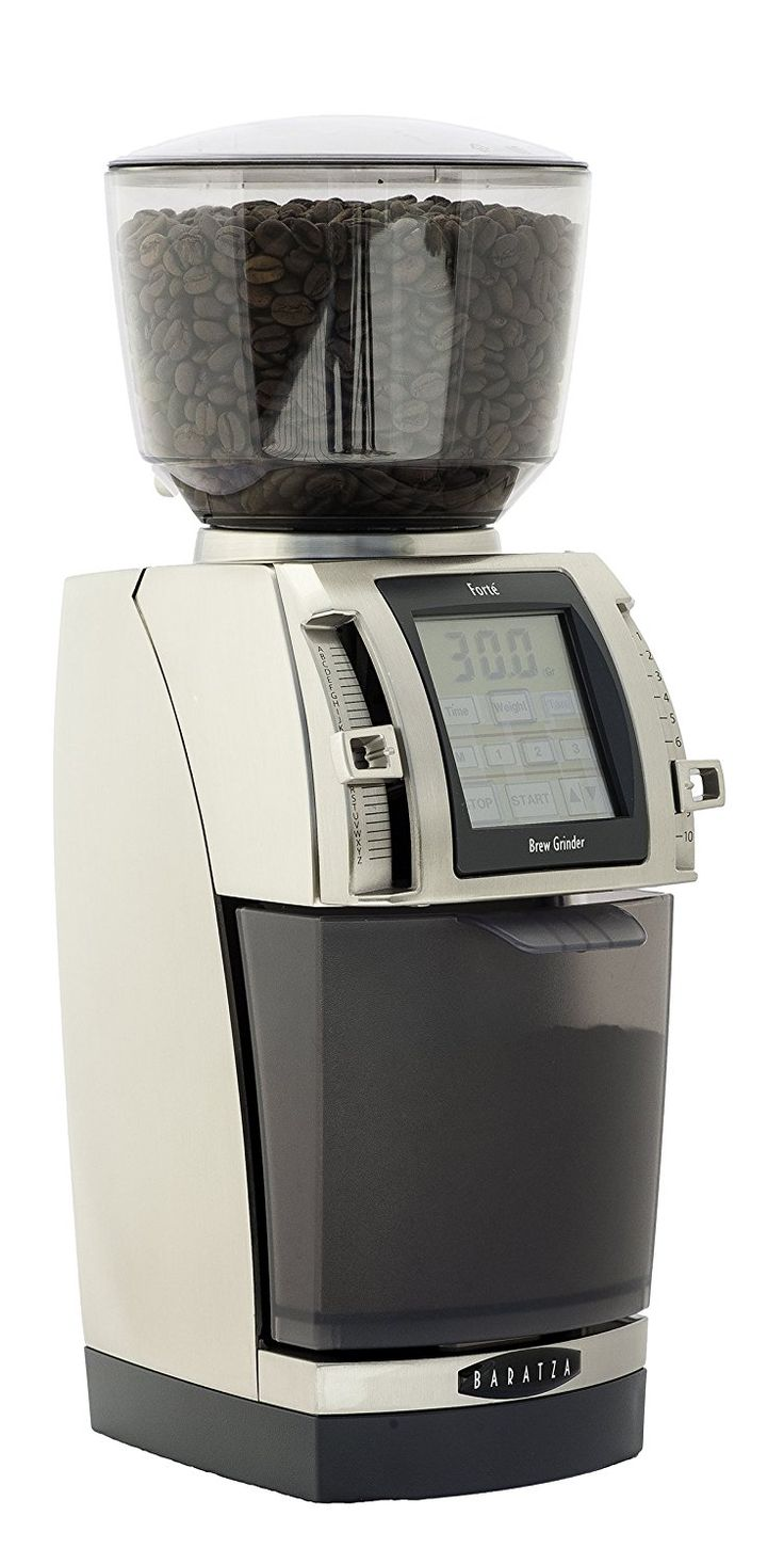 Baratza Forte BG Flat Steel Burr Commercial Grade Coffee Grinder Best Price. Baratza Forte BG Flat Steel Burr Commercial Grade Coffee Grinder  -The Forté-BG (Brew Grinder) is intended for manual or bunch preparing and accompanies a 54mm level steel burr and a grounds receptacle.  -A minimal, weight-based, business review processor, committed to pounding for mix techniques requiring a medium to coarse crush. The Forté-BG joins many highlights that fit well into business operations, including…