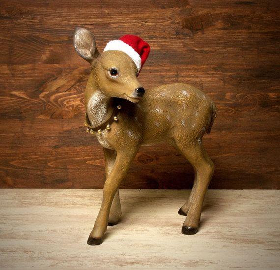 Santas Little Reindeer by ForMomentsinTime on Etsy