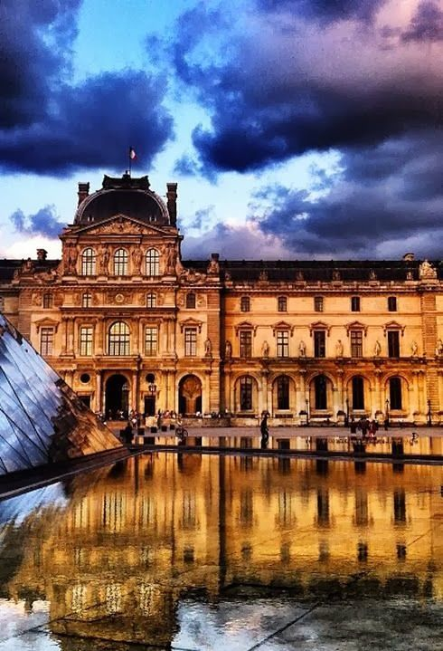 Louvre Palace, Paris | Totaly Outdoors