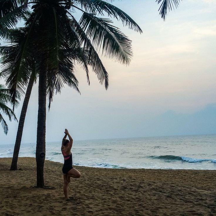 Sunset, Beach Mahabalipuram, Southindia