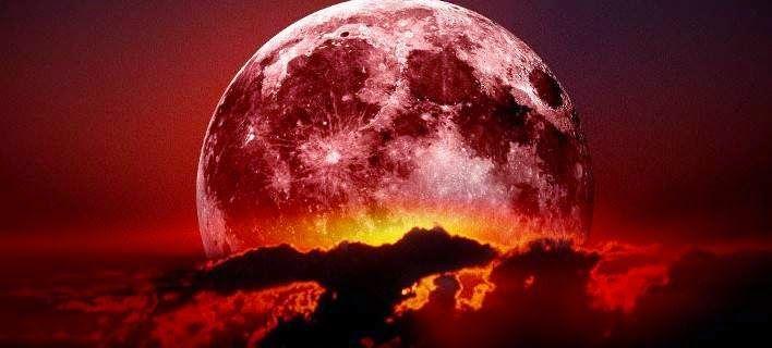 Μετά την έκλειψη Ηλίου έρχεται το «Ματωμένο Φεγγάρι» -Οι ημερομηνίες που ο ουρανός θα προσφέρει θέαμα [λίστα]