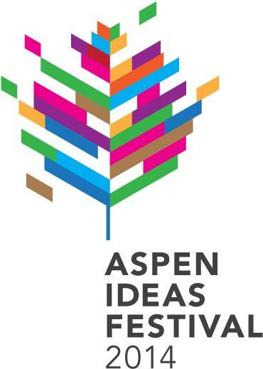 Brand New: New Logo for Aspen Ideas Festival by Infinia