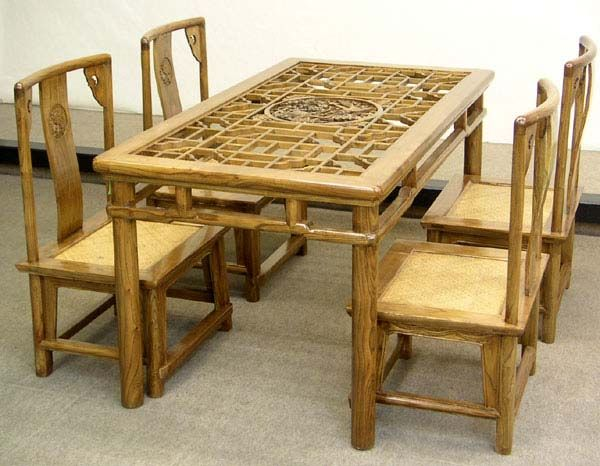 Antique Chinese Bamboo Furniture Chinese Antique