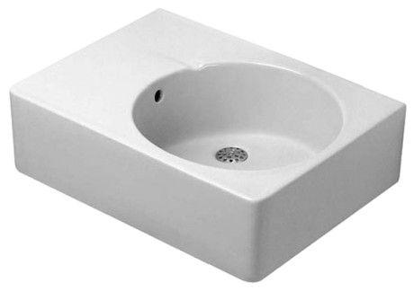 NICHT die korrekte Abmessung!!! Scola: Rechteckige Waschbecken & Waschtische   Duravit