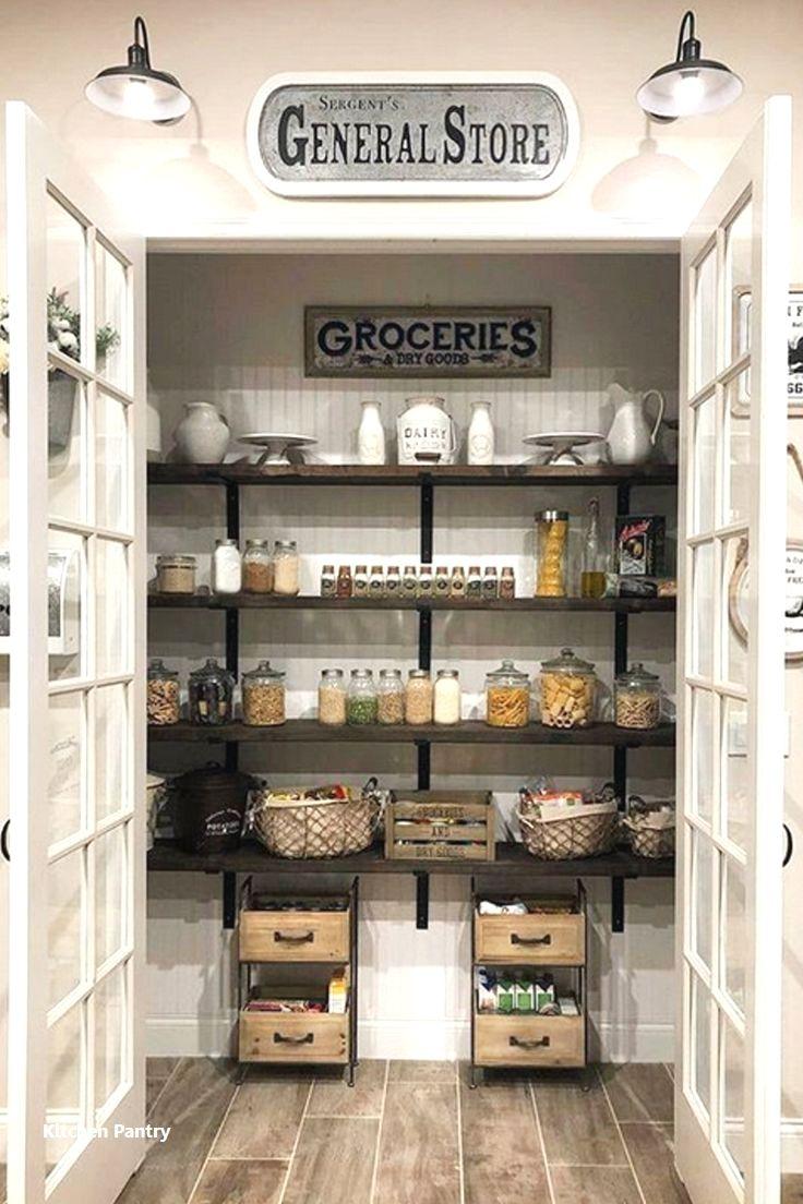 New Kitchen Pantry Ideas   Farm style kitchen, Country kitchen ...