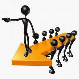Una actitud de liderazgo puede surgir cuando se trabaja con un equipo de personas, atrayendo seguidores, influenciando positivamente las actitudes y los comportamientos de estos, e incentivándolos para trabajar por un objetivo común