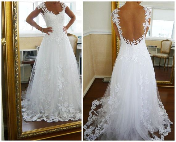 Lace Ball Gown Wedding Dresses: 17 Best Ideas About Lace Wedding Gowns On Pinterest