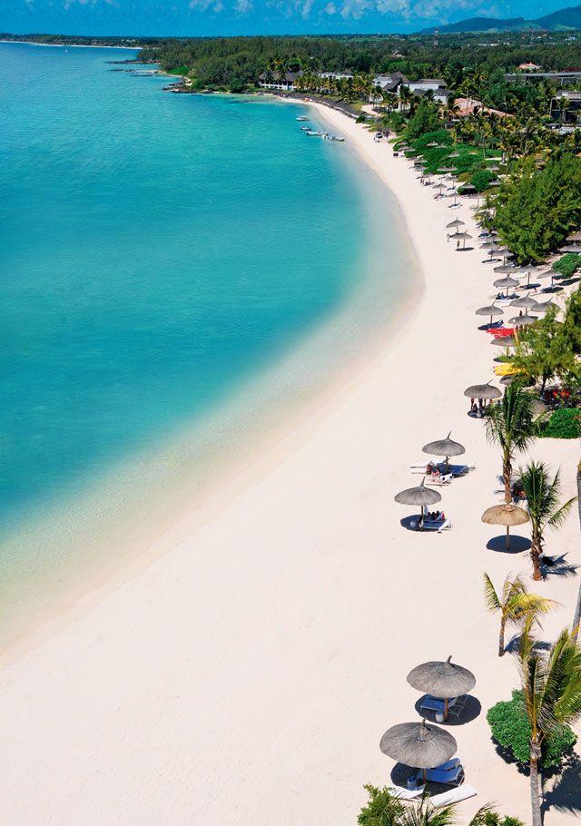 Le Long Beach, Mauritius