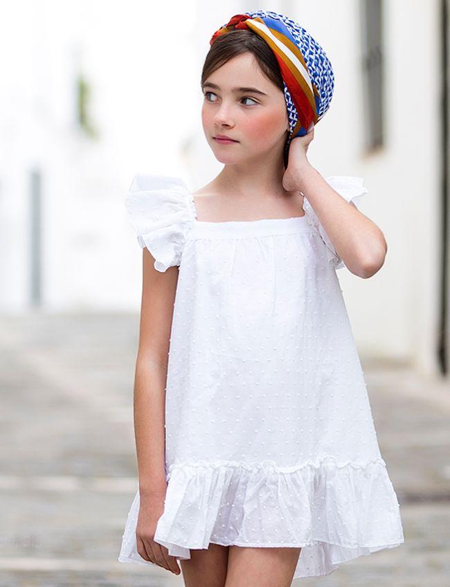 Kids chocolate, marca de moda infantil especial vestidos para niña