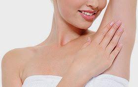 Desodorante natural - Bicarbonato de sódio