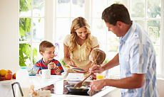 Готовим идеальный завтрак - завтрак, рецепты, рецепты запеканки, рецепты сэндвичей, вкусные каши, полезное питание, мечта хозяйк