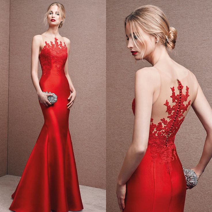 Pronovias 6623. Shop in store and online at www.miabellacouture.com. #miabellacouture #californiaglam #pronovias #6623 #reddress #eveninggown #longdress #prom #pageant #formal