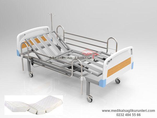 hastane tipi elektrikli hasta karyolası fiyatları